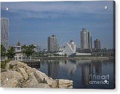 Milwaukee Wisconsin Acrylic Print