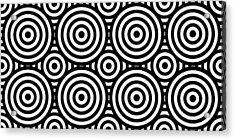 Mind Games 56 Acrylic Print