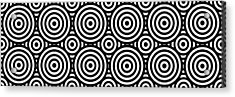 Mind Games 57 Panoramic Acrylic Print