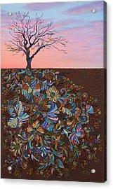 Mindfulness Acrylic Print