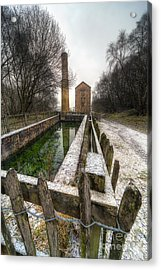 Minera Mines Acrylic Print by Adrian Evans