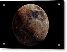 Mineral Moon Acrylic Print