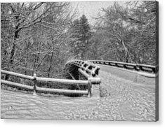 Mine Falls Park - Nashua New Hampshire Acrylic Print by Joann Vitali