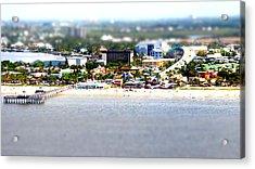 Mini Fmb Acrylic Print