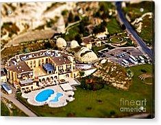Mini Getaway Acrylic Print by Andrew Paranavitana