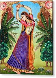 Miniature Acrylic Print by Mayur Sharma
