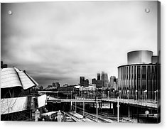 Minneapolis From The University Of Minnesota Acrylic Print