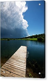 Minnesota, Duluth, (large Format Sizes Acrylic Print by Peter Hawkins