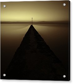 Minnis Bay Tranquility Acrylic Print