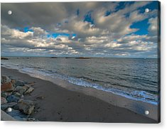 Minot Beach Acrylic Print