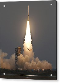 Minotaur I Launch Acrylic Print by Science Source