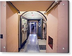 Minuteman Missile Control Facility Acrylic Print by Jim West