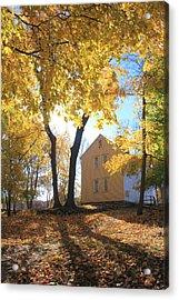 Minuteman National Historic Park Brooks House Acrylic Print