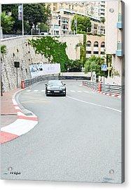 Mirabeau Bas Corner At Monaco Acrylic Print