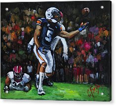 Miracle Catch 3 Acrylic Print