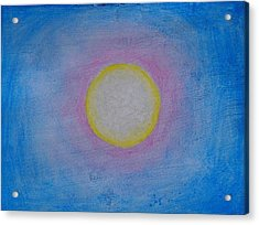 Miracle Of The Sun Acrylic Print by Darcie Cristello