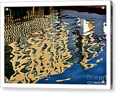 Miracle Remembers . Bodo - Norway. Viewed 88 Times  Acrylic Print by  Andrzej Goszcz