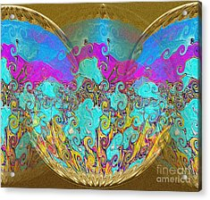 Miracles. Holiday Collection Acrylic Print