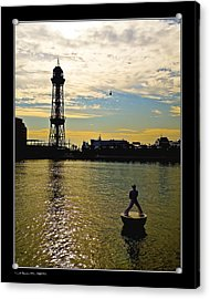 Acrylic Print featuring the photograph Miraestels by Pedro L Gili