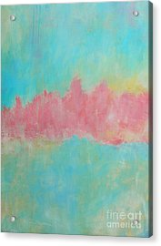 Mirage Acrylic Print by Kate Marion Lapierre