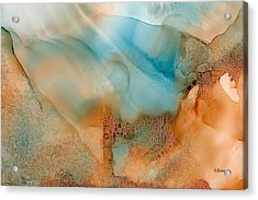 Mirage Acrylic Print by Susan Kubes