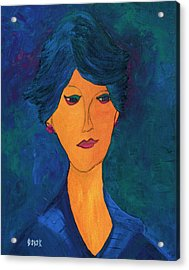 Miranda  Acrylic Print