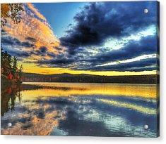 Mirror Image Acrylic Print