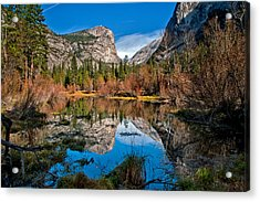Mirror Lake Acrylic Print