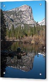 Mirror Lake Yosemite Acrylic Print