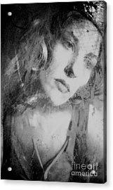 Mirror Mirror... Acrylic Print by Sharon Coty