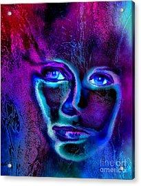 Misguided Acrylic Print