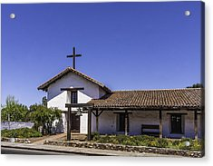 Mission San Francisco Solano Acrylic Print