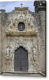 Mission San Jose Doorway Acrylic Print