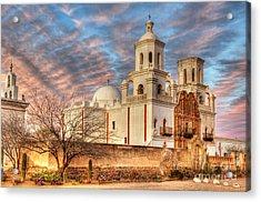 Mission San Xavier Del Bac 2 Acrylic Print