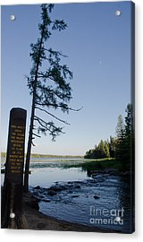 Mississippi Headwaters Acrylic Print