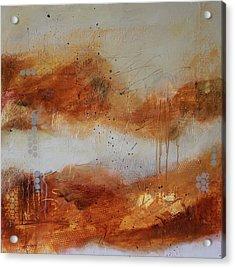 Mist #1 Acrylic Print by Lauren Petit