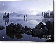 Mist Rising Acrylic Print