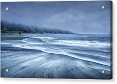 Mists In The Sea Acrylic Print