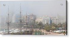 Misty Alicante Acrylic Print