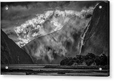 Misty Milford Acrylic Print