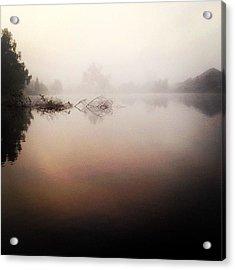 Misty Morning #iphone5 Acrylic Print