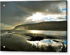 Misty Westfjords Acrylic Print by Bob Berwyn