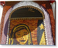 Mitchell Corn Palace - 03 Acrylic Print by Gregory Dyer