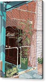 Mitchell's Acrylic Print by Paul Guyer