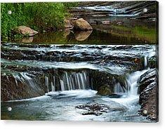 Miykovska River 1 Acrylic Print