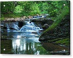 Miykovska River 2 Acrylic Print