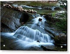 Miykovska River 3 Acrylic Print