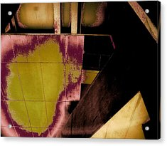 Mobile Radiation Acrylic Print