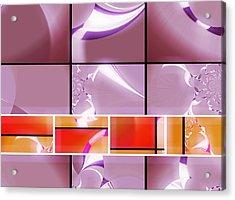 Mod 003 Acrylic Print by Aurelio Zucco