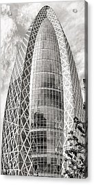 Mode Gakuen Cocoon Tower Acrylic Print